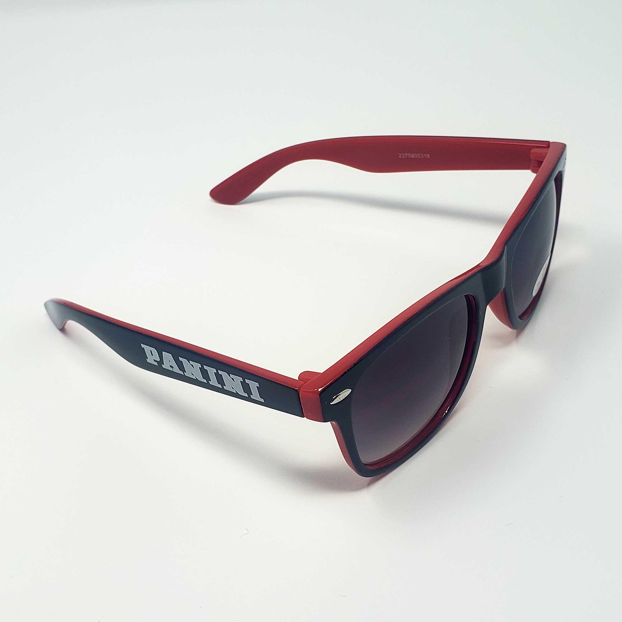 Red & Black Panini Sunglasses
