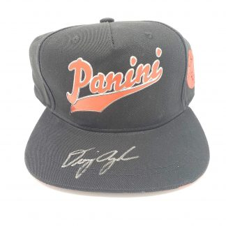 Domingo Ayala Autographed Baseball Hat