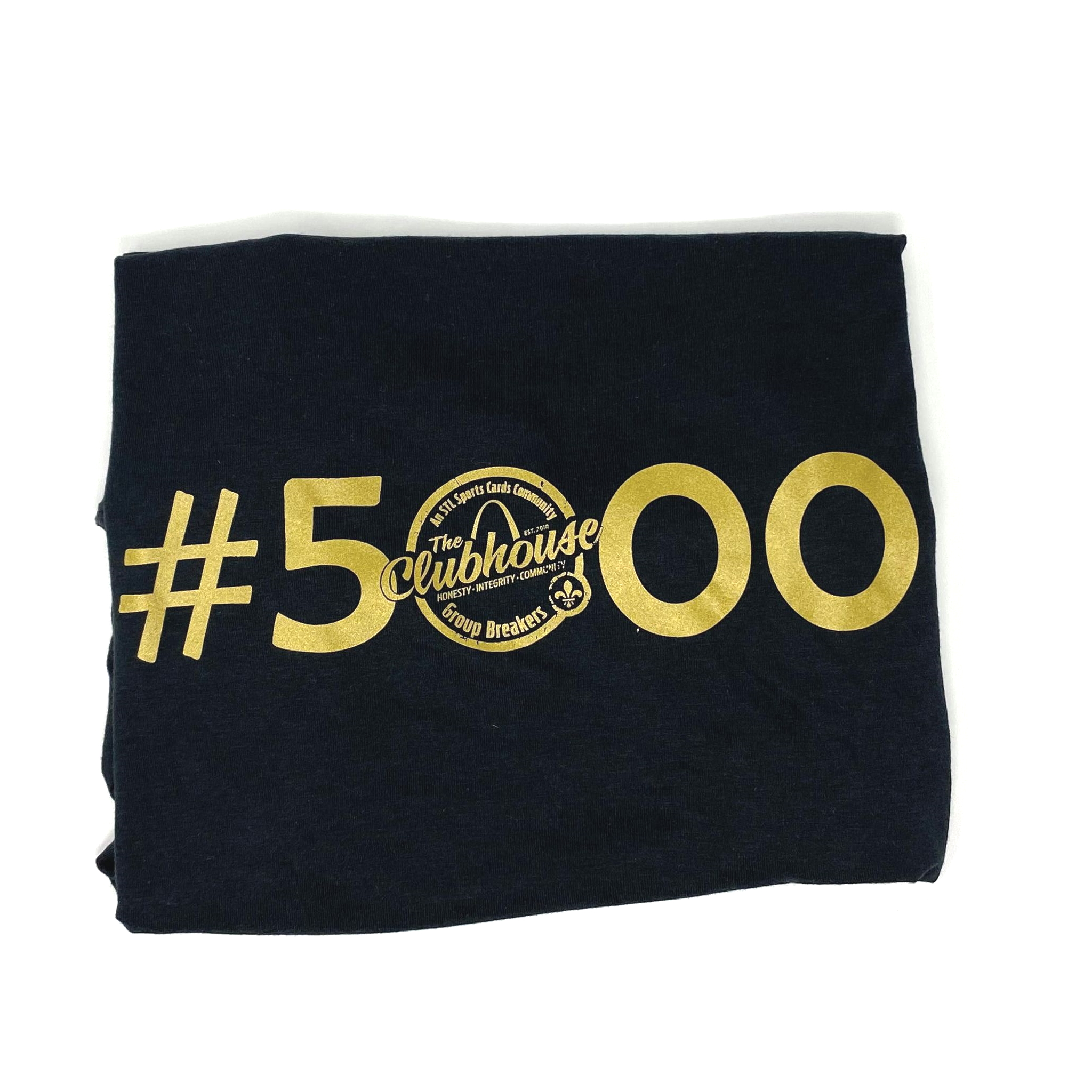 The Clubhouse Break #5000 T-Shirt, Large