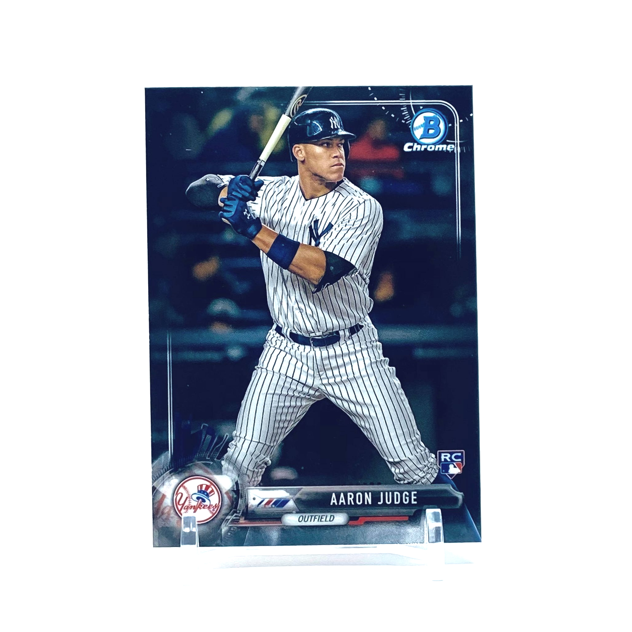 2017 Bowman Chrome Aaron Judge Rookie Card New York Yankees