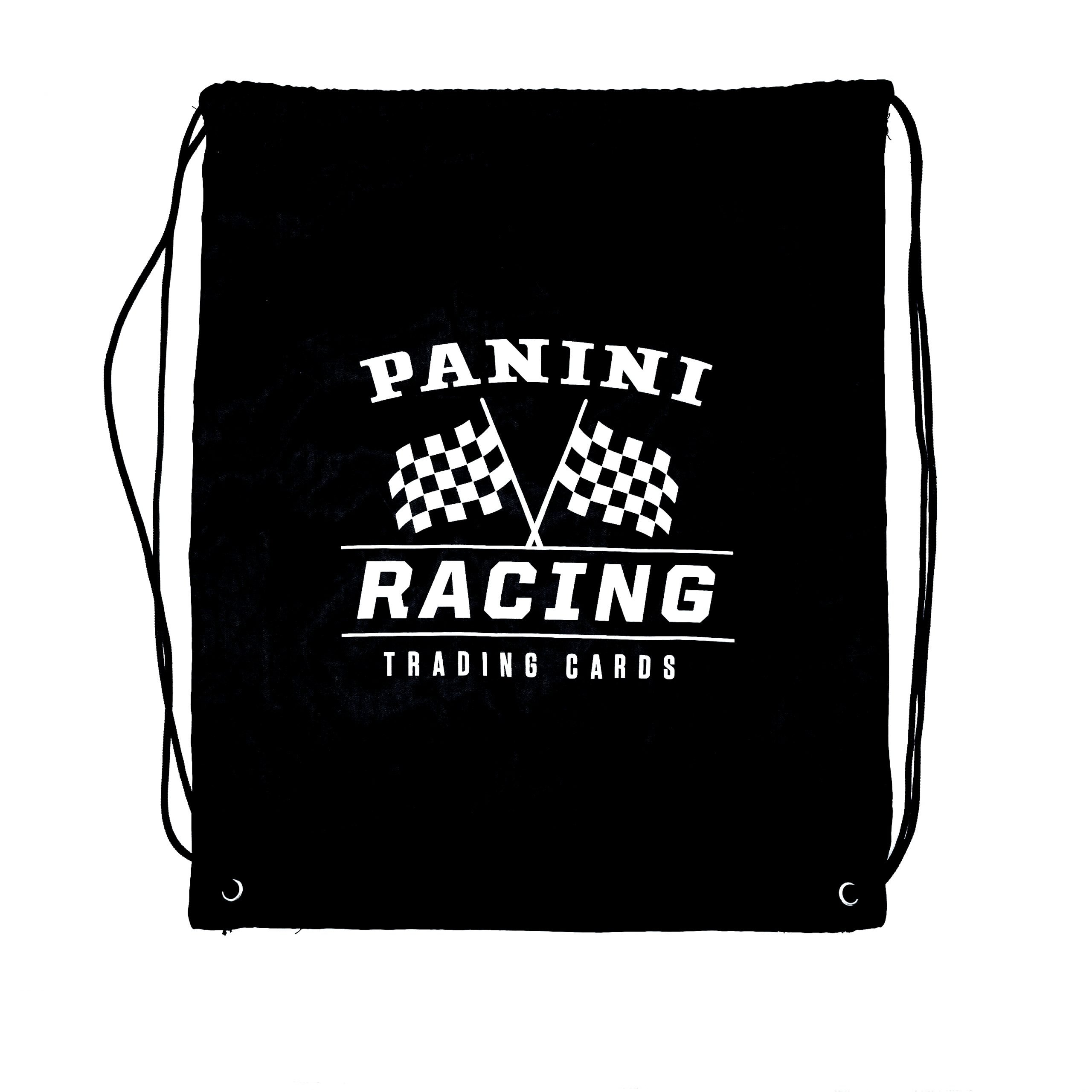 Panini Racing Drawstring Backpack