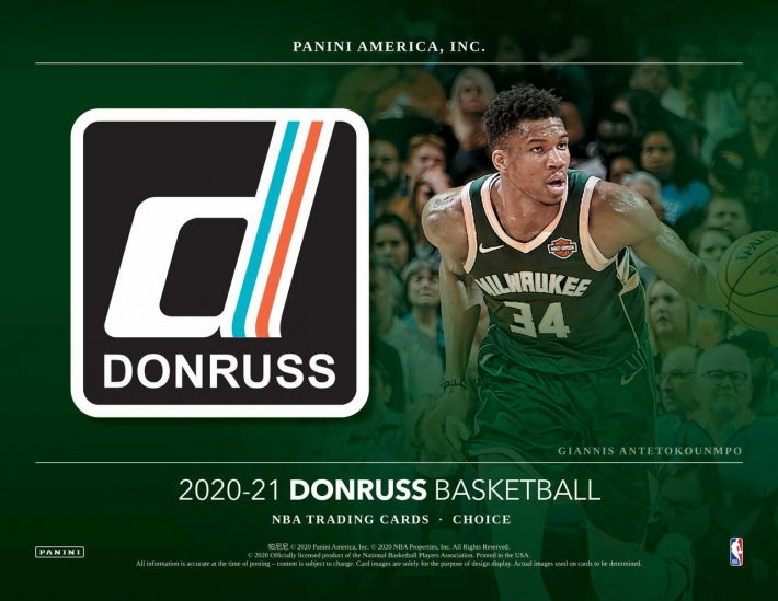 NO BRAINER : 2020-21 Fantasy Sports, Prizm, Donruss Choice & More Basketball RANDOM TEAM Group Break #6115