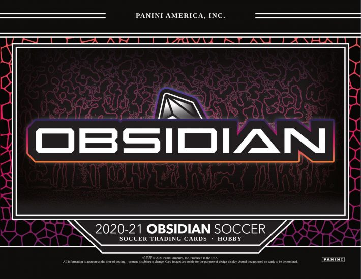 RELEASE DAY : 2020-21 Obsidian Soccer 1/2 Case PICK YOUR PRICE Group Break #6100