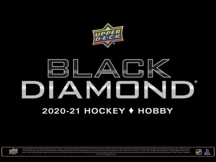 FINAL CASE : 2020-21 Upper Deck Black Diamond Hockey Case PICK YOUR PRICE Group Break #6113