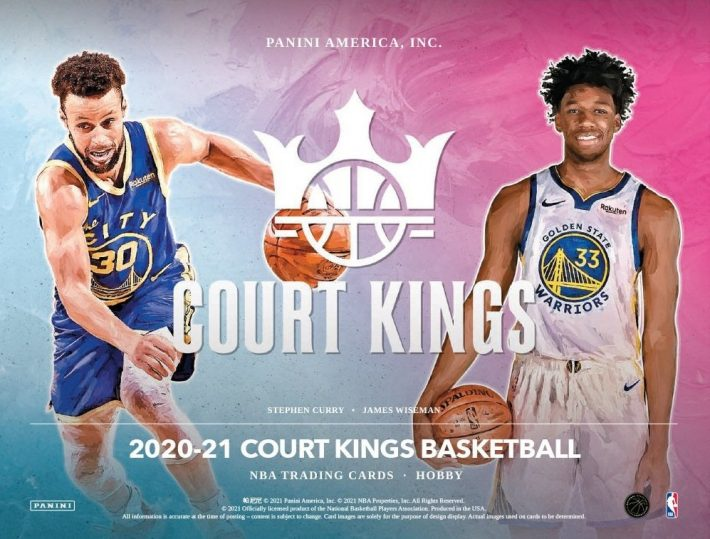 STEAL DEAL : 2020-21 Panini Court Kings Basketball PICK YOUR TEAM Group Break #6400