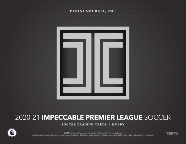 RELEASE DAY : 2020-21 Impeccable Soccer EPL Case TIERED RANDOM TEAM Group Break #6205