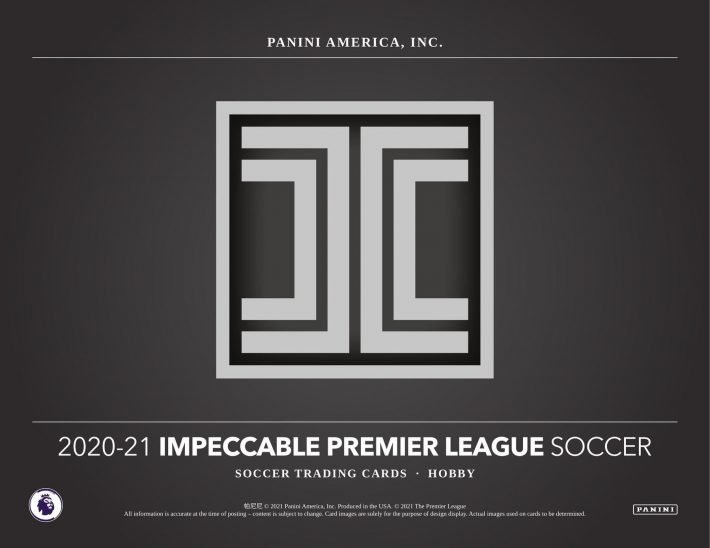 RELEASE DAY : 2020-21 Impeccable Soccer EPL Box PICK YOUR PRICE Group Break #6206