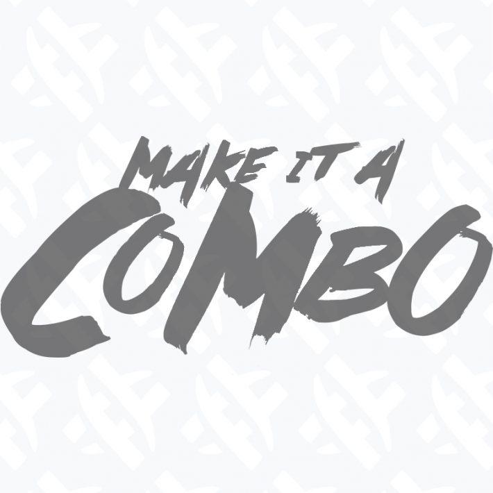 MAKE IT A COMBO  : 1 SPOT EACH - Select BK #6585, Select UFC #6584 & Baseball Mix #6587