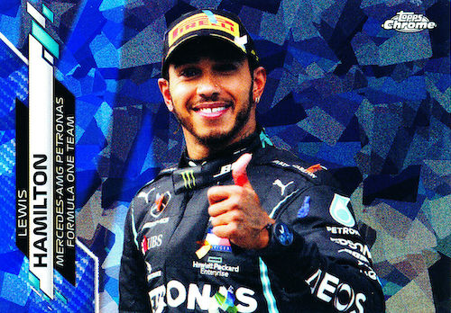 SCORCHING : 2020 Topps Formula 1 Chrome Hobby + Sapphire PICK YOUR PRICE DRIVER Group Break #6583