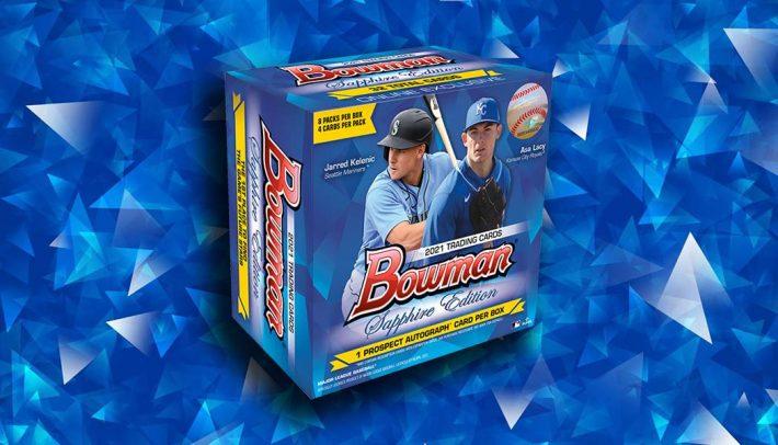 STEAL DEAL : 2021 Bowman Sapphire, Clearly Authentic & More Baseball RANDOM TEAM Group Break #6587
