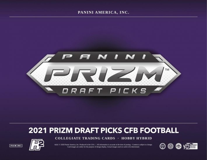 HOT RELEASE : 2021 Panini Prizm Draft H2 1/2 Case Football PICK YOUR PRICE Group Break #6380