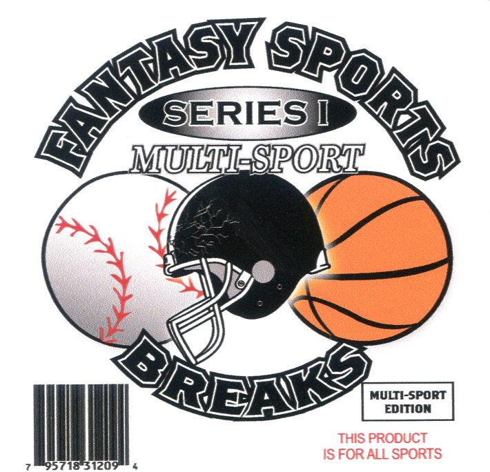 SUPER RARE : 2021 Fantasy Sports Multi-Sport Case RANDOM TEAM Group Break #6914