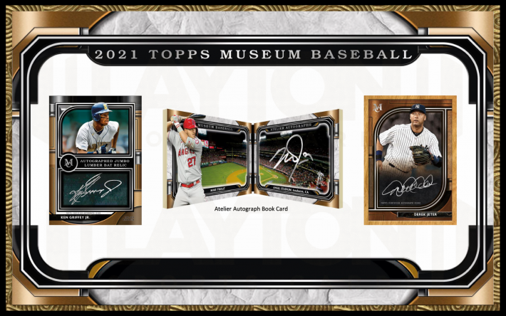 NSCC 2021 DAY #1 : 2021 Topps Museum Collection 1/2 Case PICK YOUR TEAM Group Break #6555