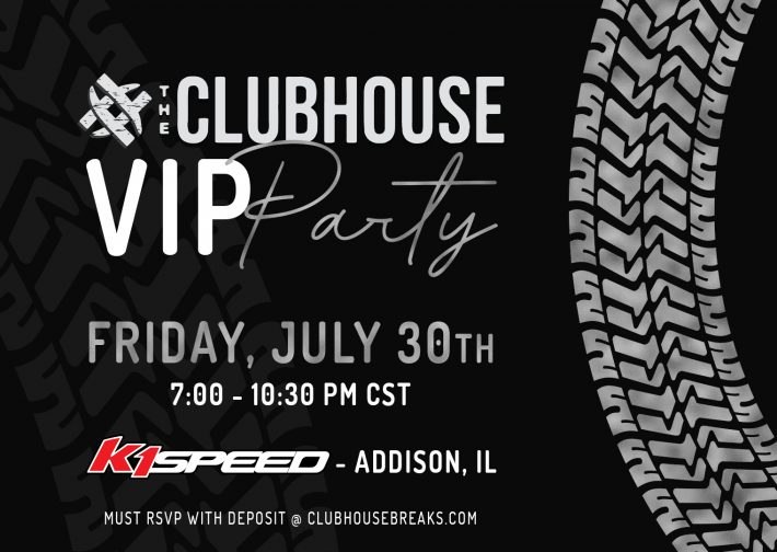 2021 The Clubhouse VIP Party @ The National in Chicago
