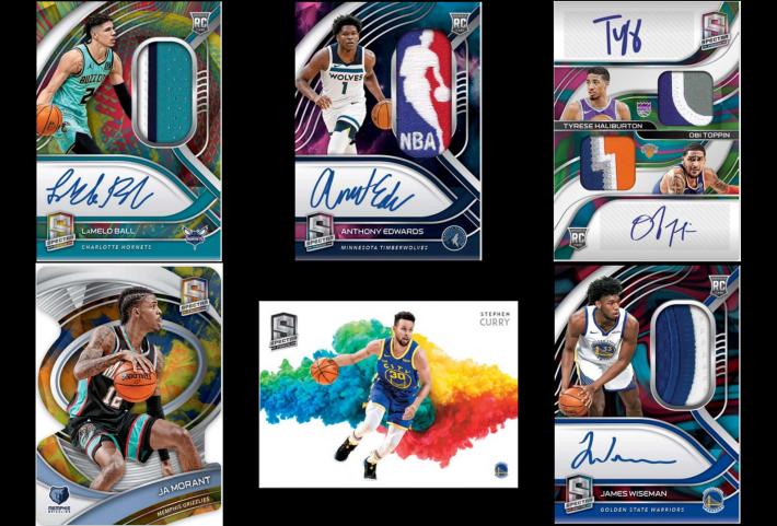 JAW DROPPER : Spectra, Optic, Select H2 & MORE Basketball RANDOM TEAM Group Break #6806