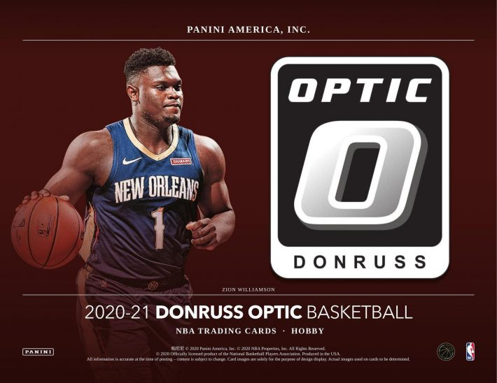NO BRAINER : Optic, Select H2 & MORE Basketball RANDOM TEAM Group Break #6802
