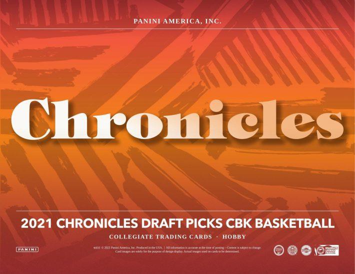 NO BRAINER : 2021 Panini Chronicles Draft Hobby Basketball RANDOM TEAM Group Break #6919