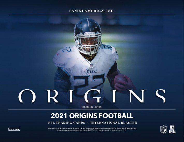 MEGA MONDAY : 2021 Panini Origins Football International Case PICK YOUR PRICE Group Break #6884 + GIVEAWAY